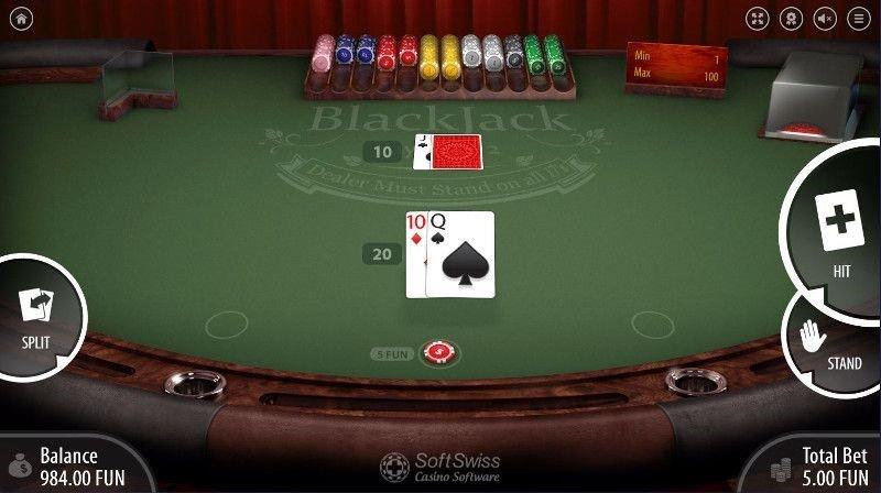 Xì dách (Blackjack)